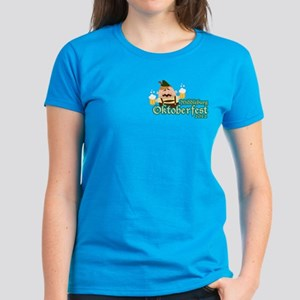 Zicke-Zacke Oktoberfest Women's Dark T-Shirt