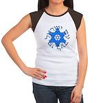 Am Israel Women's Cap Sleeve T-Shirt