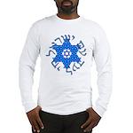 Am Israel Long Sleeve T-Shirt