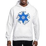 Am Israel Hooded Sweatshirt