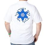 Am Israel Golf Shirt