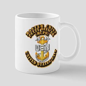 Navy - CPO - MCPO Mug