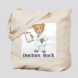 Doctors Rock Tote Bag