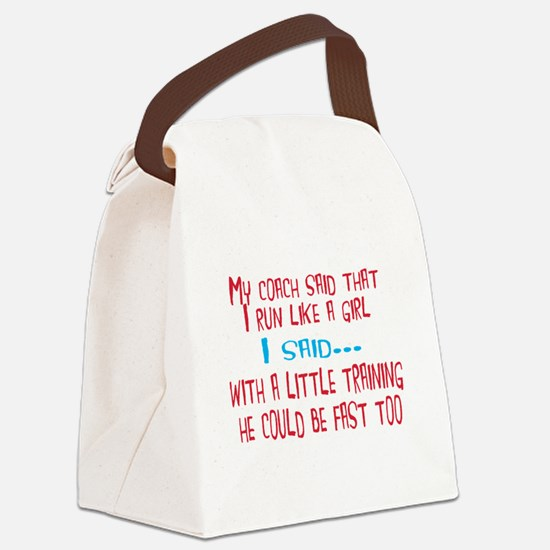 My coach png.png Canvas Lunch Bag