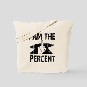 I am the 1% Tote Bag