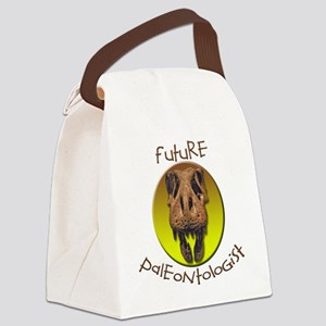Future pal png Canvas Lunch Bag