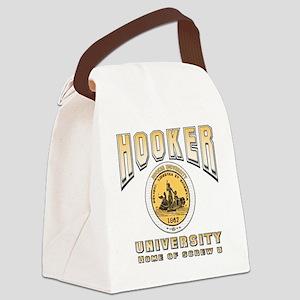 Hooker png Canvas Lunch Bag