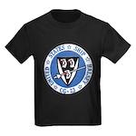 USS HALSEY Kids Dark T-Shirt
