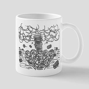 Finger Tornado Mug