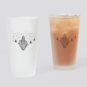 Finger Forest Drinking Glass