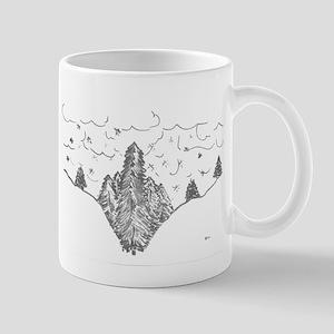 Finger Forest Mug