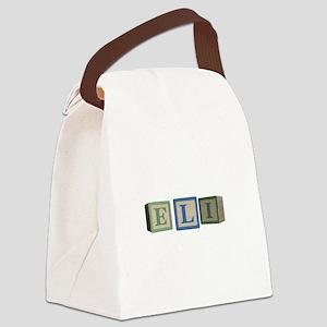 Eli Canvas Lunch Bag