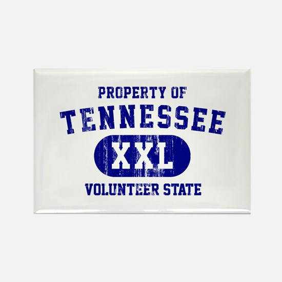 Property of Tennessee, Volunteer State Rectangle M