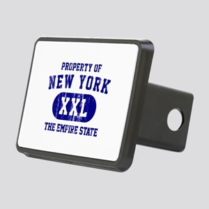 Property of New York the Empire State Rectangular