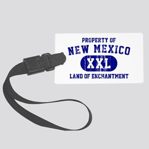 Property of New Mexico the Land of Enchantment Lar