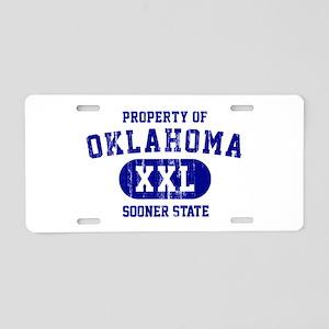 Property of Oklahoma the Sooner State Aluminum Lic