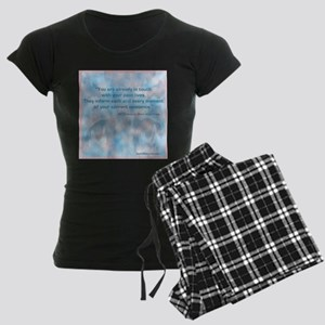 Past Lives Women's Dark Pajamas