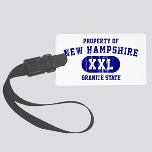 Property of New Hampshire the Granite State Large