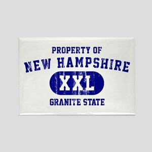 Property of New Hampshire the Granite State Rectan