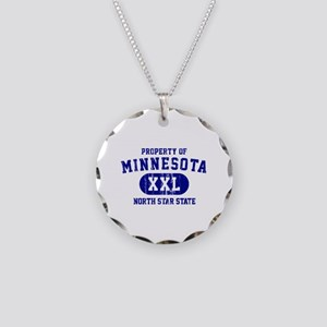 Property of Minnesota, North Star State Necklace C