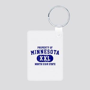 Property of Minnesota, North Star State Aluminum P