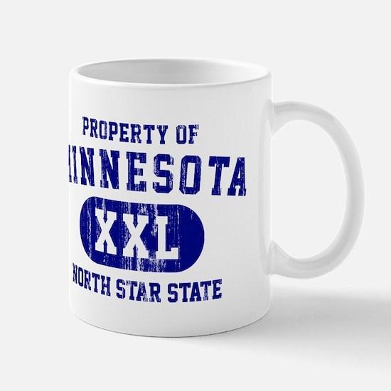 Property of Minnesota, North Star State Mug