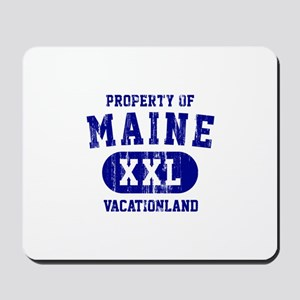 Property of Maine the Vacationland Mousepad