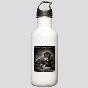 Until they all have a home Stainless Water Bottle