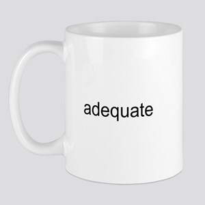 adequate Mug