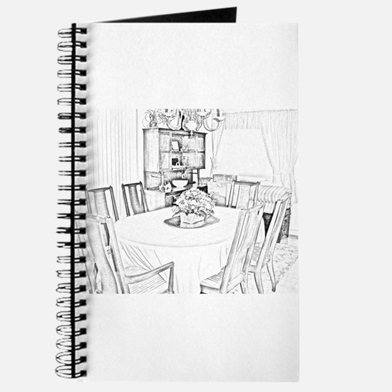 Dining Room Journal