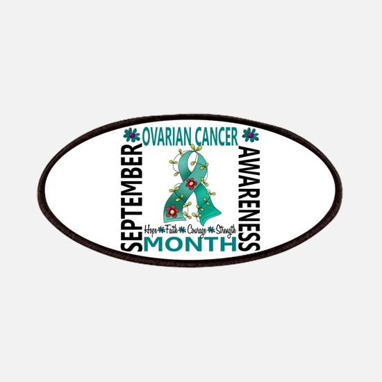 Ovarian Cancer Awareness Month Patches