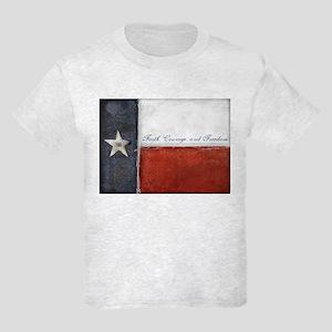 Texas Flag Kids Light T-Shirt