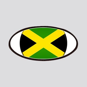 Jamaican Button Patches