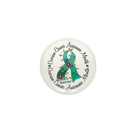 Ovarian Cancer Awareness Month Mini Button (10 pac