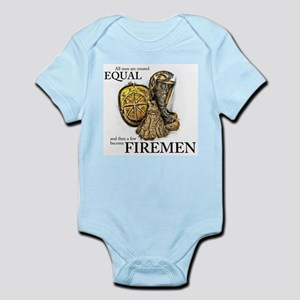 A Few Become Firemen Infant Bodysuit