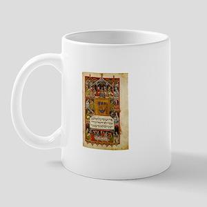 14th Century Haggadah Mug