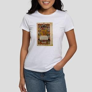 14th Century Haggadah Women's T-Shirt