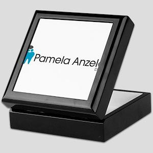 Pamela Anzelc DDS Keepsake Box