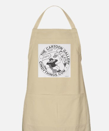 Logo Eye Test BBQ Apron