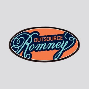Outsource Romney Patches