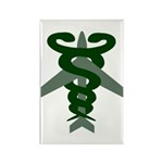 Snakes on a Plane Rectangle Magnet (100 pack)