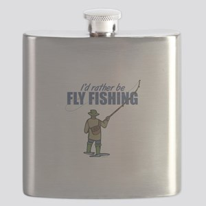 Fly Fishing Flask