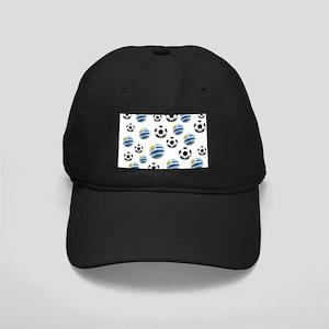 Uruguay Soccer Balls Black Cap