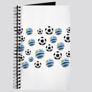 Uruguay Soccer Balls Journal