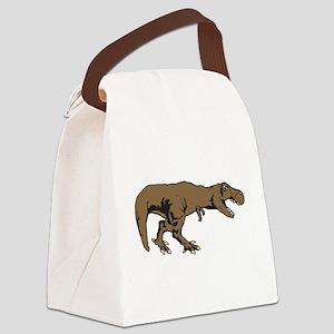 Tyrannosaurus rex 3 Canvas Lunch Bag