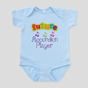 Future Accordion Player Infant Bodysuit