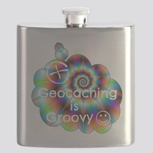 Geocaching is Groovy Flask