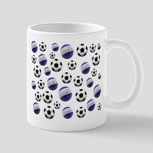 Honduras Soccer Balls Mug