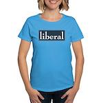 Liberal Women's Dark T-Shirt