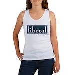 Liberal Women's Tank Top